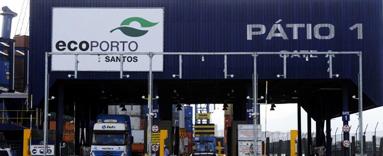 Ecoporto Santos - Terminais