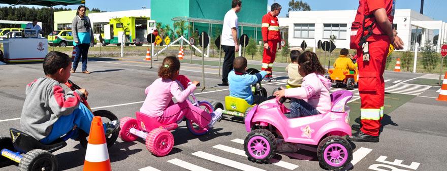 Educação Infantil no transito